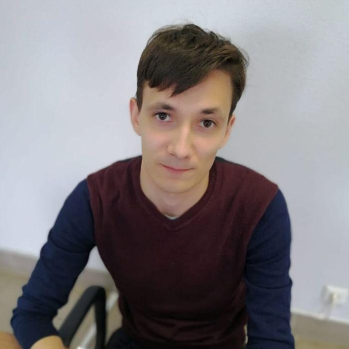 Конструктор Николай Башкиров