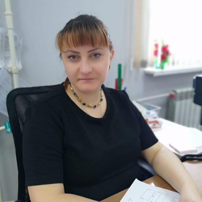Дизайнер Алена Гребенюк